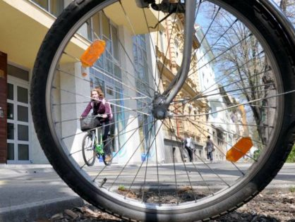 Szeged, the bicycle friendly city!