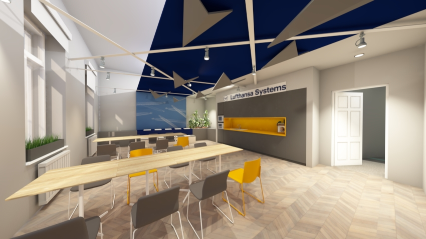 Lufthansa Systems Office