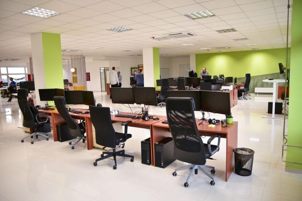 Tigra new office in Szeged