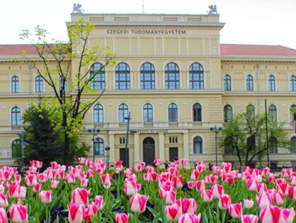 Szeged has highest QS-ranked university in Hungary