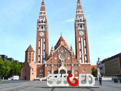 Szeged a BP-vel nagyott dobbantott - SSC világ Magyarországon