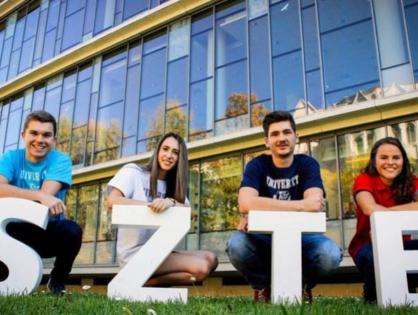 Itt az új magyar egyetemi rangsor! Az ELTE után második az SZTE