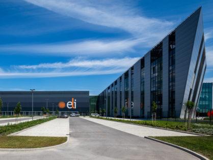 ELI Science Park: utakat épít, önjáró trolit küld Szeged a tudomány központjába
