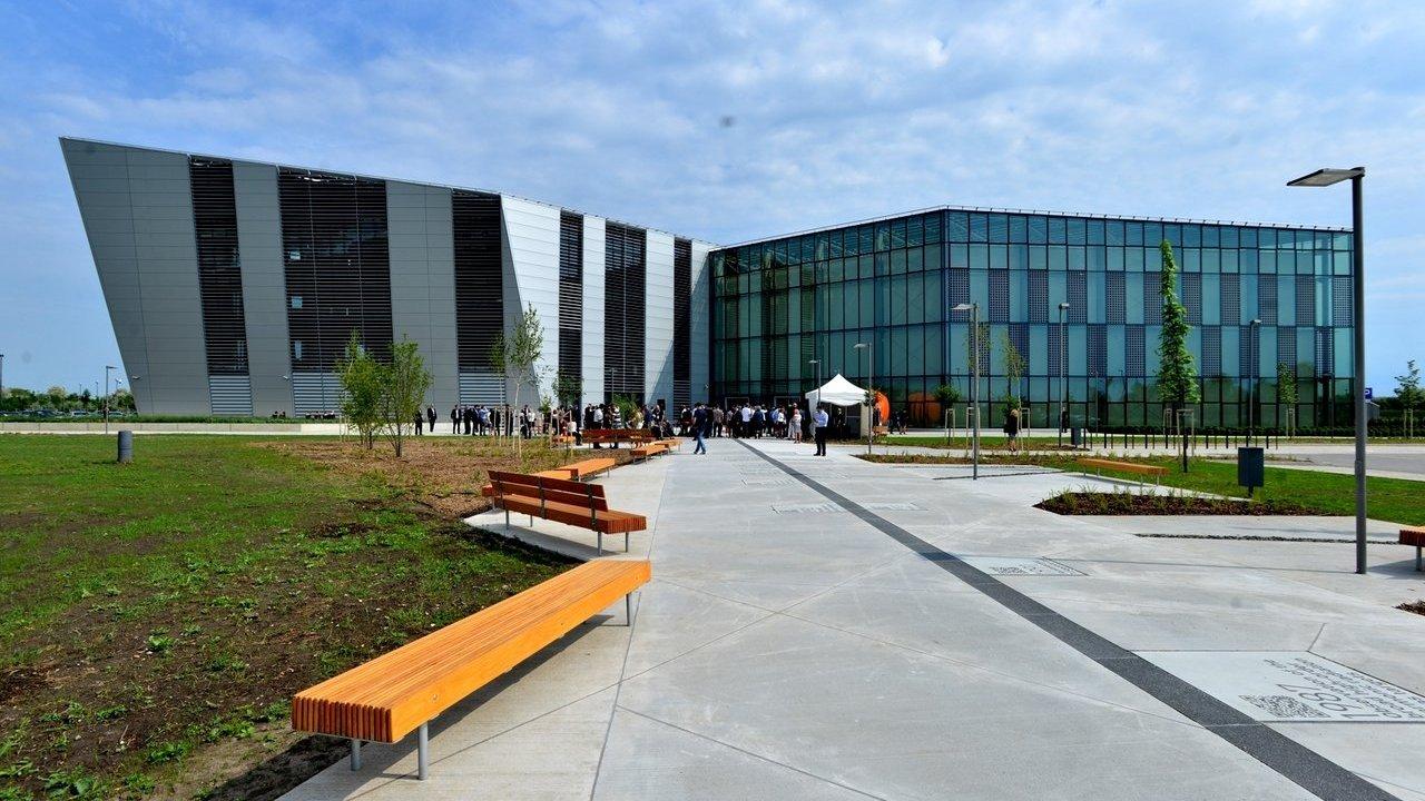 Lengyel Györgyi miniszteri biztos: A régió tudásközpontja Szeged - Elsők között fejlesztik a Science Parkot