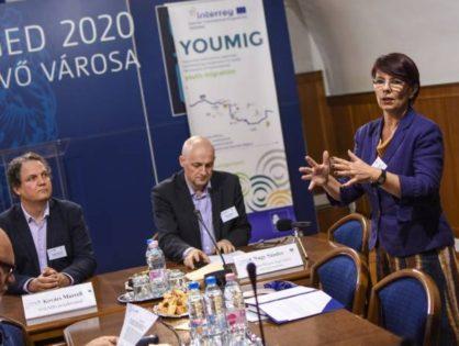 Szeged egyszerre befogadó és kibocsátó város