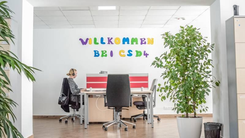 Deutsche Telekom IT Solutions: korszerű munkahelyeket teremtenek a szegedi fiataloknak, hogy a városban maradjanak