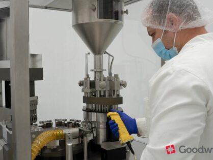 Fontos mérföldkő a szegedi Goodwill Pharma életében: új gyártóüzemet adott át a gyógyszervállalat