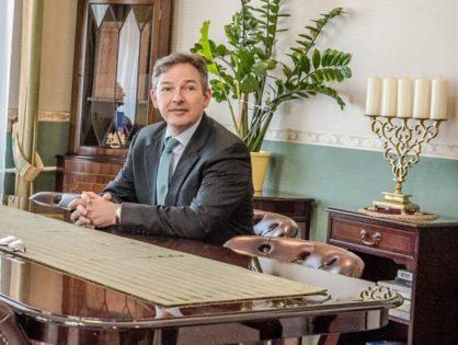 Marc D. Dillard: Jó hírét viszem Szegednek