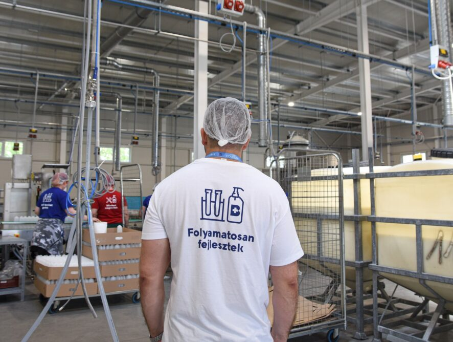 Florin gyár Szegeden