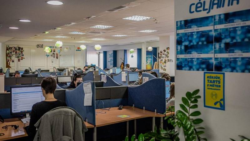 Száznegyvennel bővíti munkavállalói létszámát Szegeden a Telenor